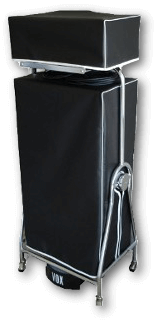 Vox Tall Cabinet and Head Side View
